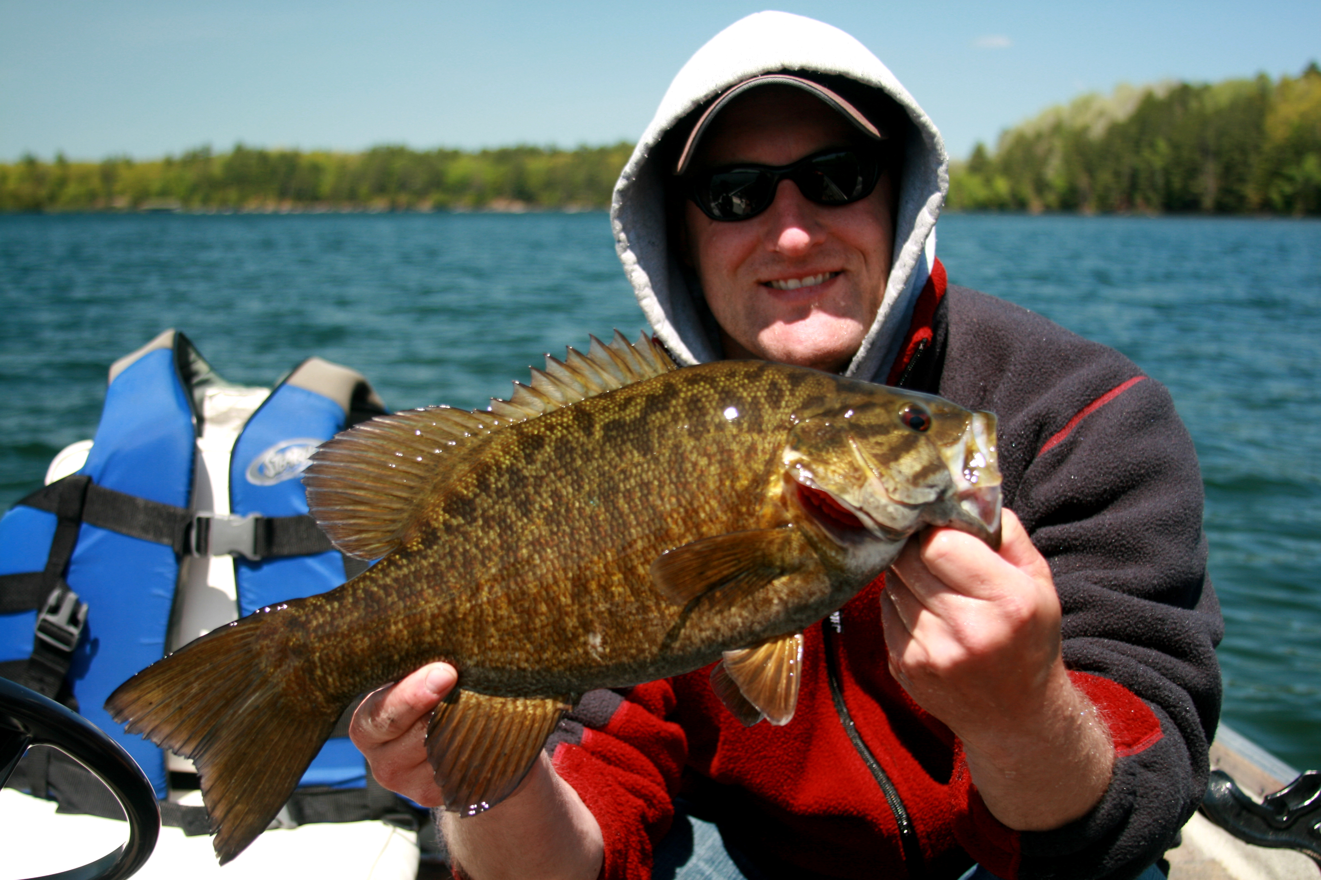 ten smallmouth bass methods for 2013 | andrew ragas fishing, Hard Baits