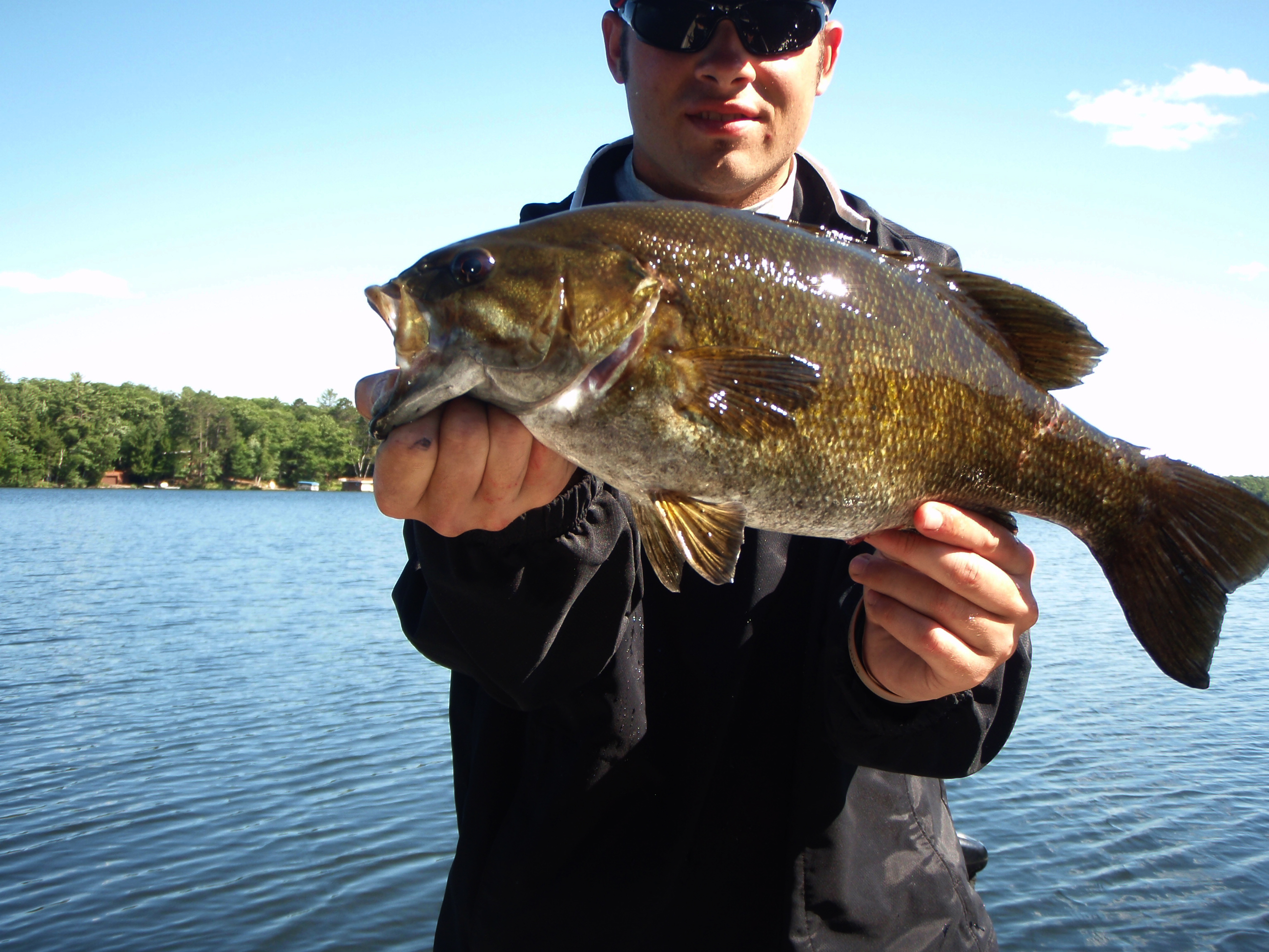 Ten Smallmouth Bass Methods for 2013 – Andrew Ragas Fishing
